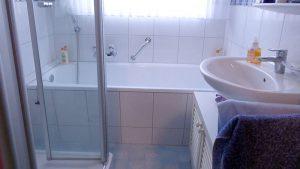 Ergeschoss Badezimmer
