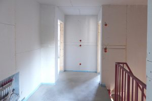 Baugleiches Haus - Geräumiger Treppenflur oben