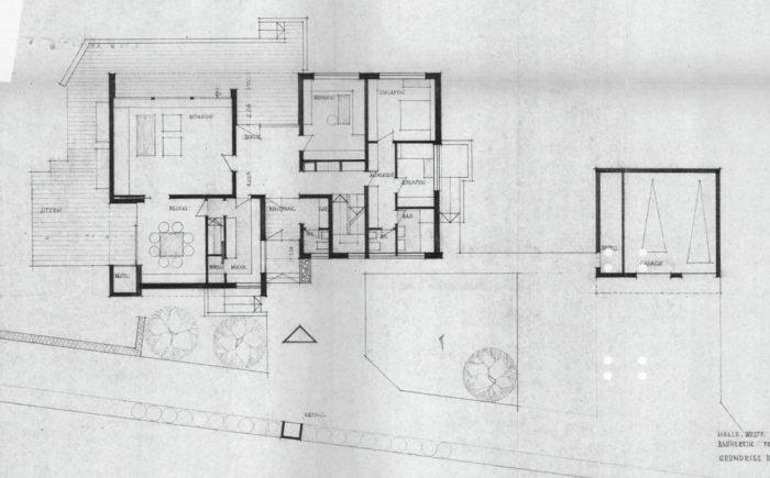 Lageplan Haus und Hof
