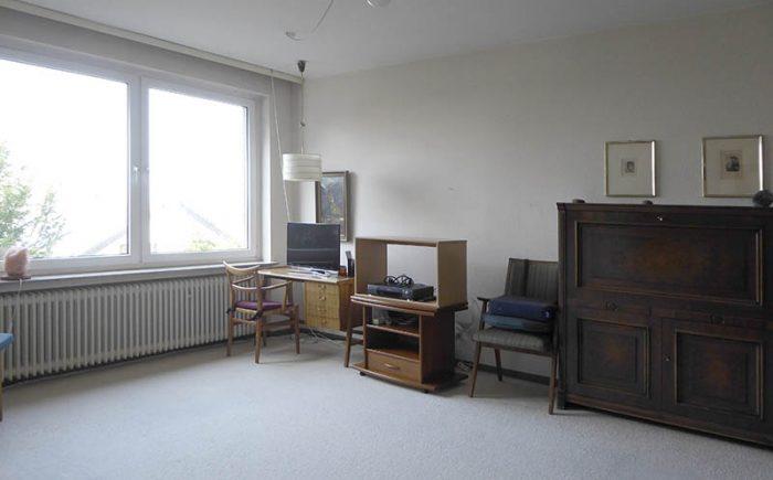 Der zweite Wohnraum